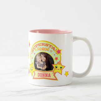 Custom Super Star Mom Mother s Day Mug