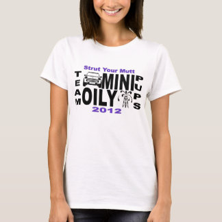 Custom SYM 2012 Team Shirt - I Walk for Jasmine