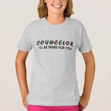 Custom t shirts (Counselor)