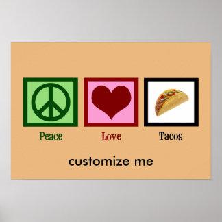 Custom Taco Poster