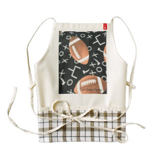 Custom Tail Bate Party Apron