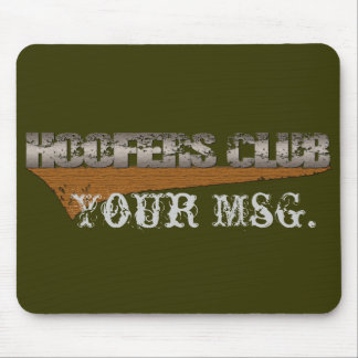 Custom Tap Dance Gifts Mouse Pad