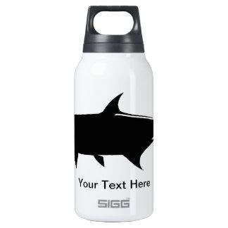Custom Tarpon template Insulated Water Bottle