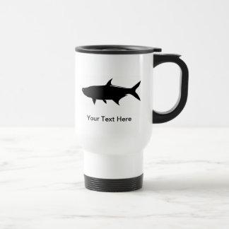 Custom Tarpon template Travel Mug