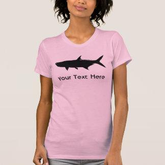 Custom Tarpon template Tshirts