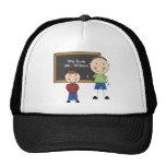 Custom Teacher Gift Mesh Hat