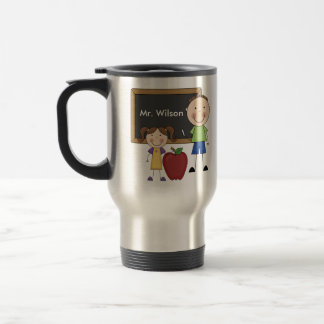 Custom Teacher Gift Coffee Mug