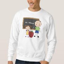 Custom Teacher Gift Sweatshirt