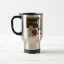 Custom Teacher Gift Travel Mug