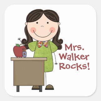 Custom Teacher Stickers