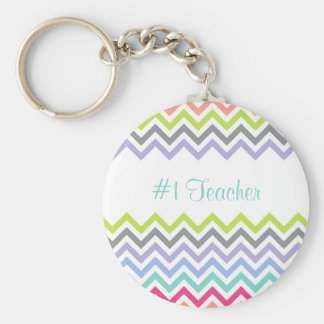 Custom Teacher's Gift Personalized Key Chain