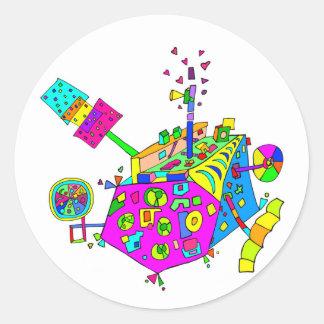 Custom Teambuilding Stickers - SVE