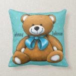 Custom Teddy BEAR pillow