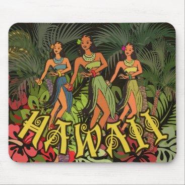 Professional Business Custom Template Hawaii Art Print Mouspad Color Mouse Pad