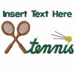 Custom Tennis Embroidered Shirt
