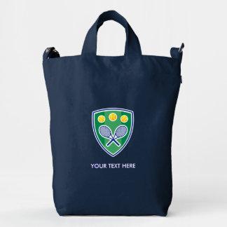 Custom tennis gifts for her   Chic BAGGU duck bag