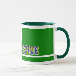 Custom Tennis Gifts Mug