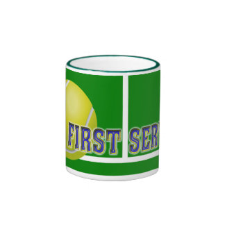 Custom Tennis Gifts Mugs
