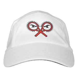 Custom tennis logo knit hats for coach and players