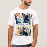 """Custom text and picture x4 T-Shirt<br><div class=""""desc"""">Add your own pictures and edit text</div>"""