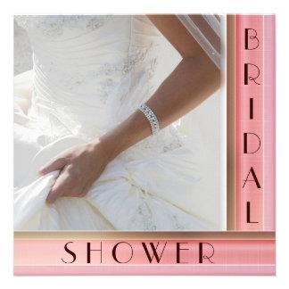 Custom Text Bridal Shower Invitations