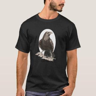 Custom Text I love Ravens, Bird, Nature, Wildlife T-Shirt