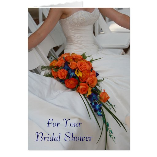 Wedding Gift Card Text : Custom Text Wedding Shower Gift Card Zazzle