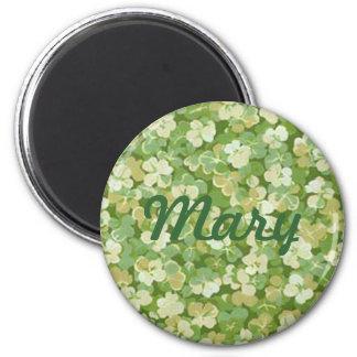 Custom The Green Garden Magnet