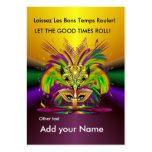 Custom Throw Card The Queen Large Business Cards (Pack Of 100)