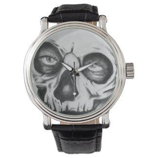 Custom Time to be Judged Wristwatch