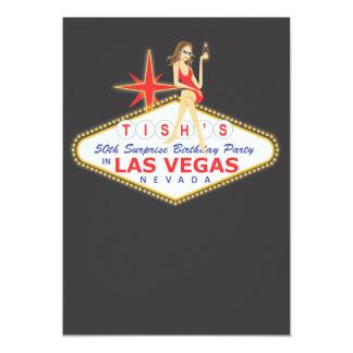Custom - Tish 50th Card