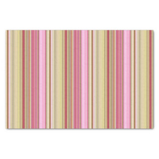 "Custom Tissue Paper 10"" X 15"" Tissue Paper Striped"