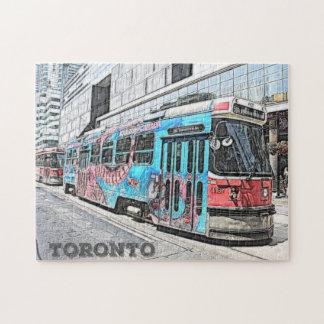 Custom Toronto Jigsaw Puzzle