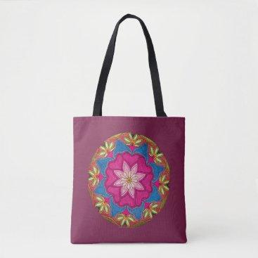 Beach Themed Custom Tote Bag