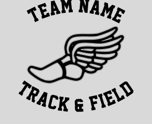 High School Track And Field T Shirts T Shirt Design Printing