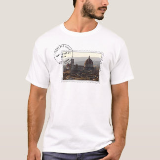 Custom Travel Destination Memento T-Shirt