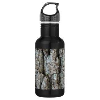 Custom Tree Bark Water Bottle