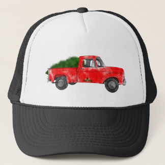Custom Tree Farm Trucker Hat