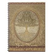 Custom Tree Notebook (<em>$13.70</em>)
