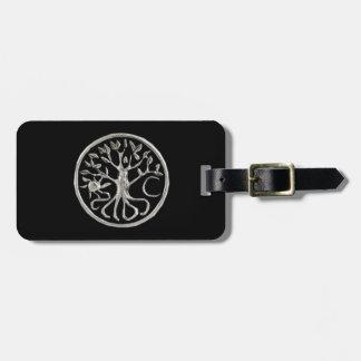 Custom Tree Of Life Luggage Tag