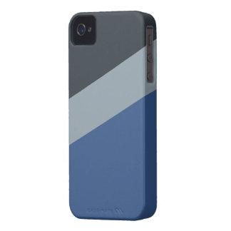 Custom Tri-Color Blackberry case