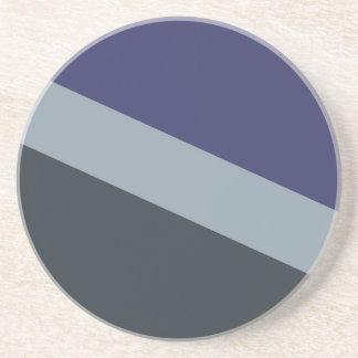 Custom Tri-Color coaster