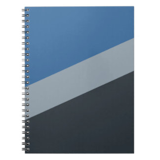 Custom Tri-Color notebook