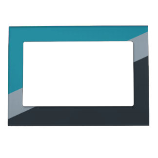 Custom Tri-Color picture frame Magnetic Picture Frame