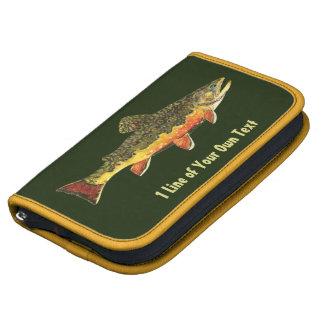 Custom Trout Fisherman's Planner