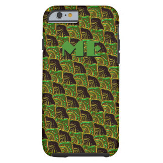 Custom Turtleshell  Pattern iPhone Case Tough iPhone 6 Case