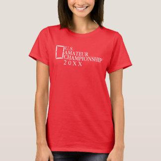 Custom U.S. Amateur Logo - Add Your Own Year T-Shirt