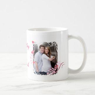 Custom Valentine s Day Love Photo Mug
