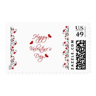 Custom Valentine Stamp