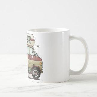 Custom Van Camper Mug Taza